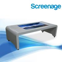 Buy cheap 42'' 1080P Andorid / Windows OS Touch Screen Coffee Table For Primary School , Hotel from wholesalers