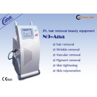 Buy cheap Two Handles IPL Painless Laser Hair Removal Machine Non Damaging Skin Rejuvenation from wholesalers