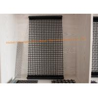 Buy cheap Hook Shale Shaker Screen Abrasion Resistance , Vibrating Screen Wire Mesh Anti Earthquake from wholesalers