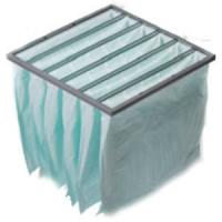 Buy cheap F5-F8 Aluminum frame pocket filter for clean room product