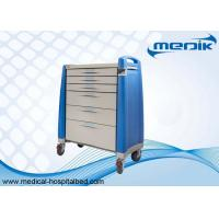 Buy cheap Quick - Access Lock Therapy Cart With Waste Container Writing Surface Fit Clinic from wholesalers