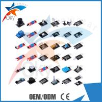 Buy cheap DIY 37 In 1 Sensor Module Shield Arduino Starter Kit , 5V Relay Module from wholesalers