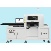 Buy cheap SMT Pick And Place Machine High Stability With 6 Fuji Electric Feeders from wholesalers