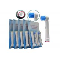 Buy cheap Adults Replacement Braun Oral B Toothbrush Heads Blister Card 4 Pcs/Pack EB 17S from wholesalers