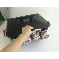 Buy cheap Portable Mobile Power Distribution Box Rain / Shock Resistant 125 Amps Current from wholesalers