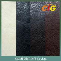Buy cheap Flame Retardant PU Synthetic Leather for Sofa and Chairs / Upholstery from wholesalers
