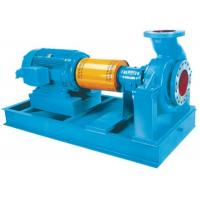 Buy cheap Liquid Transited  Paper Pulp Pump With Ductile Iron Material / 2Cr-13 Shaft from wholesalers