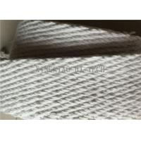 Buy cheap Corrosion Resistant Ceramic Fiber Tape Heat Resistant Thermal Insulation from wholesalers