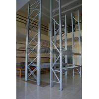 Buy cheap Customizable Heavy Duty Warehouse Racks , Industrial Heavy Duty Racking from wholesalers