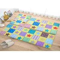 Buy cheap Butterfly Carpet Photo Printed Floor Mats With Pvc Dots Backing Mat Carpet Underlay Felt from wholesalers