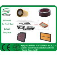 Polyurethane foam for air filter