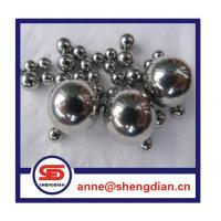 Buy cheap 2mm-50.8mm high precision bearing steel ball for low price from wholesalers