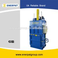 Buy cheap PET bottle baling machine /plastic baler machine for sale with CE from wholesalers