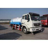 Buy cheap 6 Wheels Water Tank Truck 10 Cbm Capacity Euro II Engine For Cleaning from wholesalers