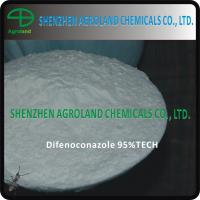 Buy cheap Difenoconazole 95%TC Fungicides 10%WP 10%WDG 25%EC Bactericide Germicide from wholesalers