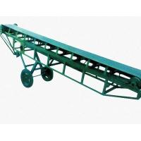 Buy cheap Mobile rubber belt conveyor for sale from wholesalers