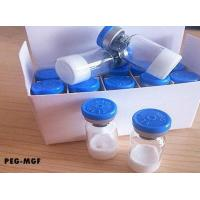 Buy cheap Healthy Growth Hormone Peptides For Bodybulding , PEG-MGF Pharmaceutical Powder from wholesalers