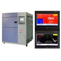 Buy cheap Rapid Rate High / Low Temperature Test Chamber Air / Water Cooling Type from wholesalers