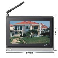 Buy cheap Professional Surveillance Digital Wireless Camera Security Systems For Family from wholesalers