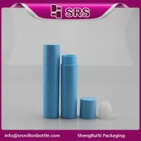 Buy cheap high quality cosmetic empty 30ml plastic perfume roller ball bottle from wholesalers