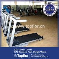 Buy cheap Noise reduction commercial gym rubber roll mat from wholesalers