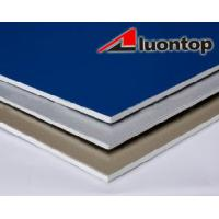 Buy cheap Safety Aluminium External Wall Cladding Panels With High Peeling Strength product
