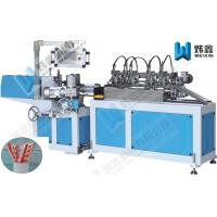Buy cheap Blue Paper Tube Making Machine Automatic Paper Drinking Straw Packing And Paper Straw Printing from wholesalers