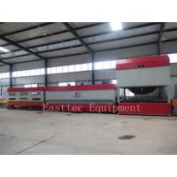 Buy cheap Forced convection flat and bent glass tempering furnace from wholesalers