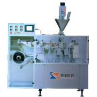 Buy cheap Horizontal Automatic Viscous Liquid Bag Packaging Machines / Machinery / Equipment from wholesalers
