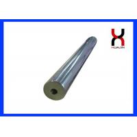 Buy cheap Rare Earth Permanent Magnet Rod High Gauss Neodymium Magnets Free Sample from wholesalers