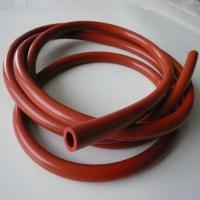 Buy cheap Flexible Heat Resistant Silicone Tubing , High Temp Silicone Tubing from wholesalers
