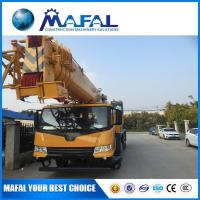 Buy cheap China xcmg QY50KA lowest price New 57.7m Boom 50t  load capacity  left hand drive Hydraulic Mobile Crane for Sales from wholesalers