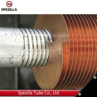 Buy cheap China stainless steel copper extruded fin tube for heat exchanger from wholesalers