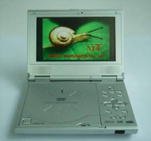China Portable DVD/CD/MP3 Player W/DIVX on sale