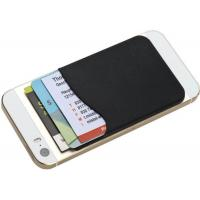 Buy cheap PMS Color Silicone ID Card Holder , Adhesive Credit Card Holder Restickable from wholesalers