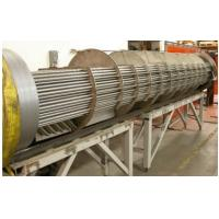 Buy cheap Inconel 625 UNS N06625 2.4856 Alloy 625 NiCr22MO9 nickel alloy tube bundles Tubing Bundles For shell tube Heat exchanger from wholesalers