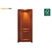 Buy cheap Particle Board Varnish Finished Plain Wooden Door from wholesalers