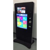 Buy cheap 46 Inch Smart Digital Signage Self Service Touch Screen Kiosk With Bank Card Reader from wholesalers