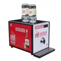Buy cheap Compressor Cooled Refrigerated Liquor Dispenser With 304# Stainless Steel Inner Tank from wholesalers