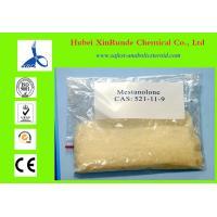 CAS 521-11-9 Methenolone Acetate Methyldihydrotestosterone White Crystalline Powder