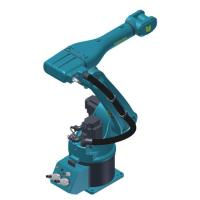 Buy cheap Standard Modern Automatic Robotic Arm , Ground Mounted Mini Robot Arm from wholesalers