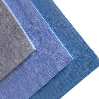 Buy cheap Television Station Polyester Acoustic Panels / Acoustical Fiber Board from wholesalers