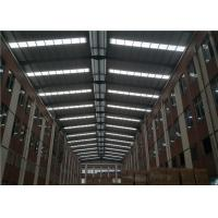 Buy cheap Additional Light Steel Frame Construction , Structural Steel Roof Framing Size Optional from wholesalers