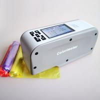 Buy cheap Precise Digital Color Reader , Textile / Clothing Color Testing Equipment from wholesalers