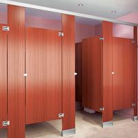 Buy cheap HPL Modular Public Area Shower Cubicles Manufacturers from wholesalers