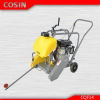 Buy cheap COSIN CQF14 asphalt concrete road saw concrete machinery from wholesalers