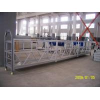 Buy cheap Steel Aerial Lifting Powered Suspended Platform Cradle 800 Rated Load product