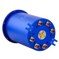 Buy cheap Integrated Slip Rings  of  Electricity and High Frequency with Flying Lead and IP64 High Protection Level from wholesalers