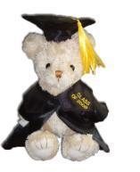 Buy cheap Graduation Teddy Bear Plush Toys product