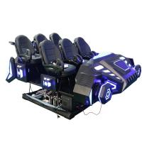 China Customized Color Virtual Cinema Machine 4D 7D 12D Cinema With 6/12/24 Seat on sale